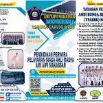 Brosur Pendaftaran Calon Taruna Taruni AMI AIPI Makassar T.A 2021